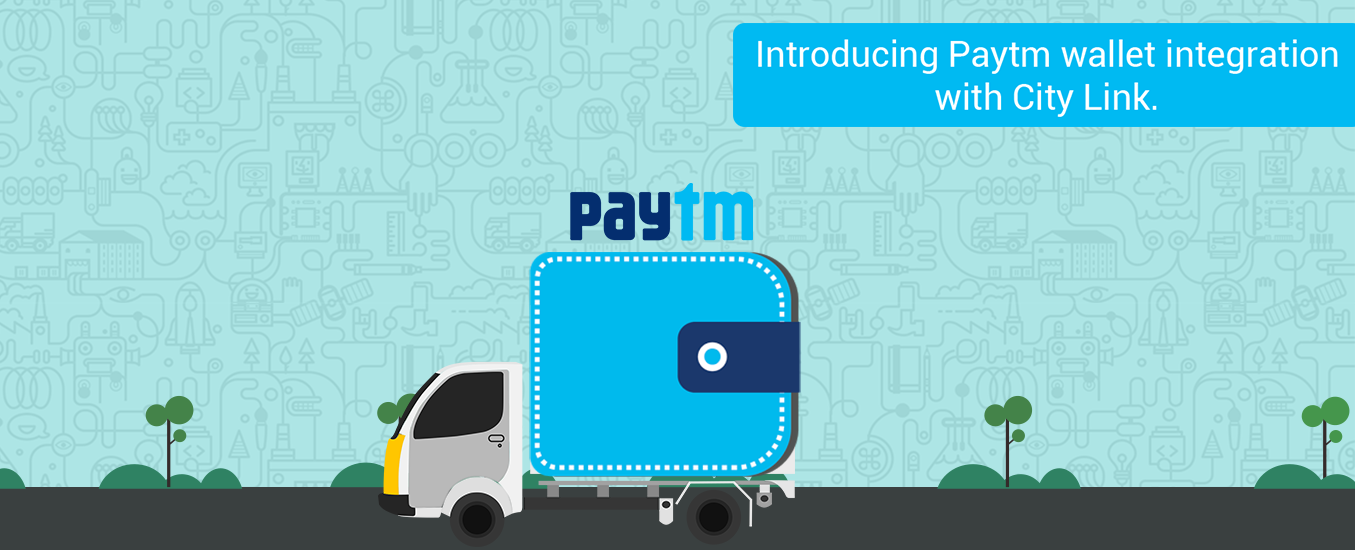 paytm integrated : citylink